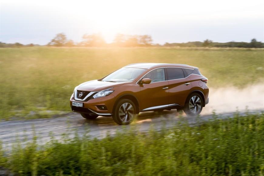 Nissan объявляет цены на новый Nissan Murano