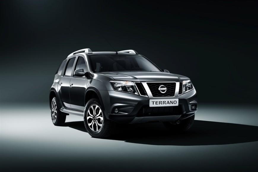 Nissan предоставит покупателям нового Nissan Terrano техническое обслуживание автомобиля в подарок